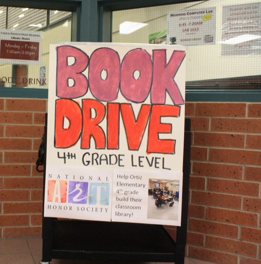 Drop off boxes are located outside the library and rooms 1102 and 1301.