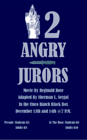 12 Angry Jurors Begins Performances