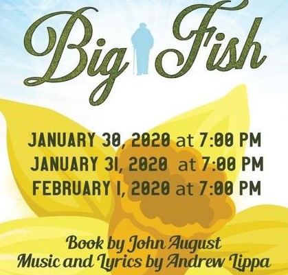 "Cinco Ranch Fine Arts Department Presents ""Big Fish"""