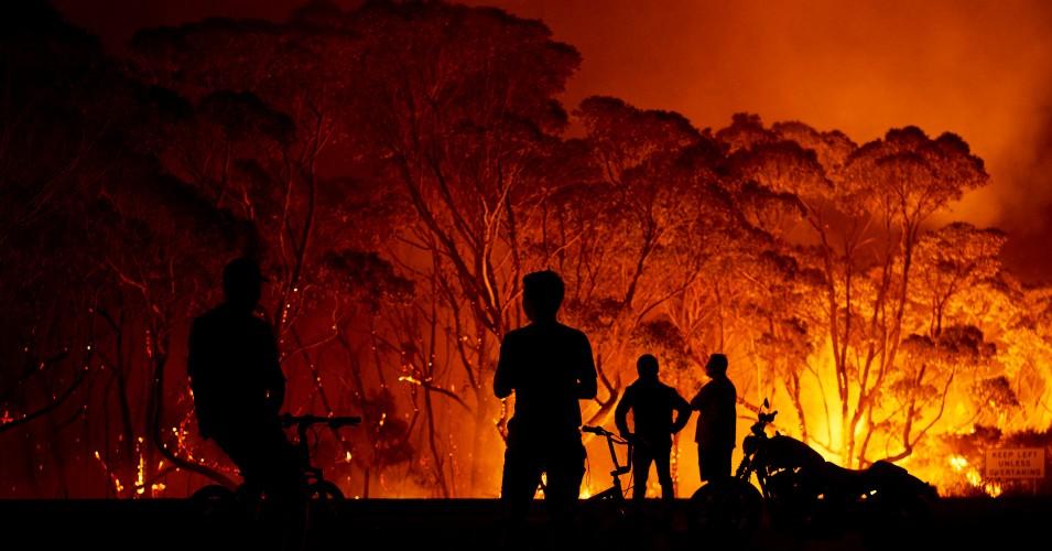 Fires terrorize Australia, causing severe damage and trauma