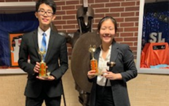 Speech and Debate Takes Home Individual Wins at Final Tournament