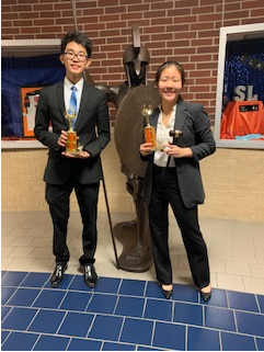 Quiz Bowl Cougars Have Great Start to 2019 Season