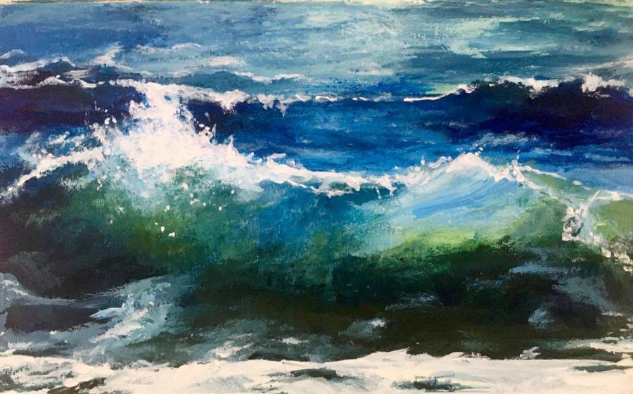 Senior Sammi Levine's studio art portfolio focuses on breadth and concentration. See the rest of her work here: https://www.dropbox.com/sh/khnqdo6k5grmnug/AAB3DT2kXBNzgzD41fSLMX9wa?dl=0