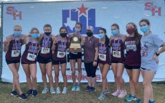 Girls Cross Country Competes in State Championship
