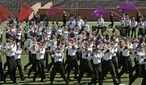 Band Heading to UIL State in  Era of Covid